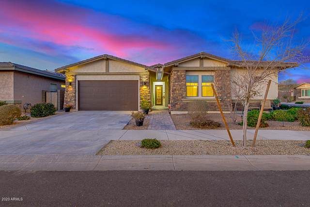 22752 E Tierra Grande, Queen Creek, AZ 85142 (MLS #6036925) :: Openshaw Real Estate Group in partnership with The Jesse Herfel Real Estate Group