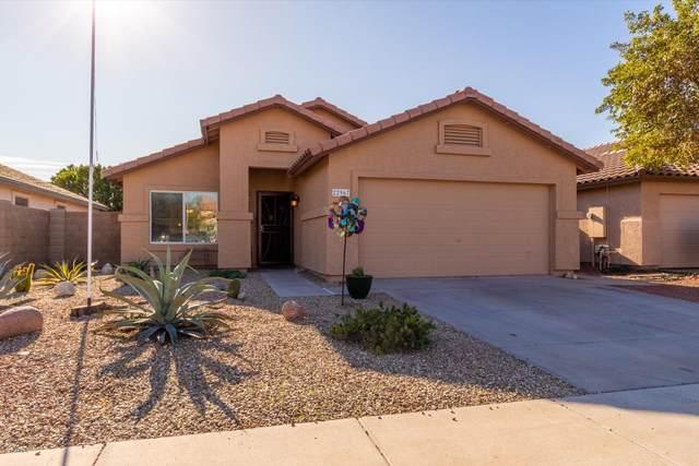 22967 W Morning Glory Street, Buckeye, AZ 85326 (MLS #6036941) :: Riddle Realty Group - Keller Williams Arizona Realty