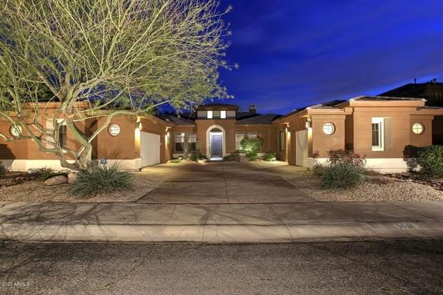 3837 E Tracker Trail, Phoenix, AZ 85050 (MLS #6036949) :: RE/MAX Excalibur