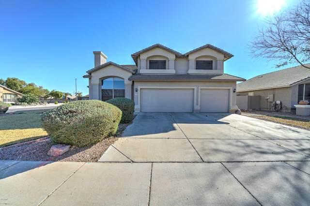 1531 S Roca Street, Gilbert, AZ 85296 (MLS #6036962) :: The Property Partners at eXp Realty