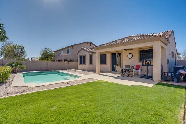 3146 N Sandy Lane, Casa Grande, AZ 85122 (MLS #6037000) :: The Kenny Klaus Team