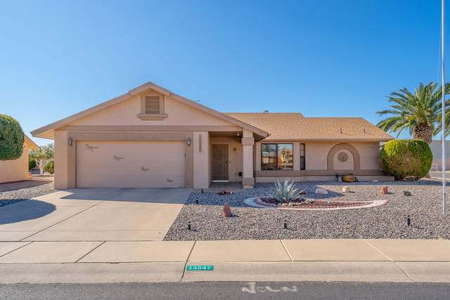 13547 W Gemstone Drive, Sun City West, AZ 85375 (MLS #6037002) :: Howe Realty