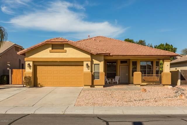 3648 E Feather Avenue, Gilbert, AZ 85234 (MLS #6037004) :: Conway Real Estate