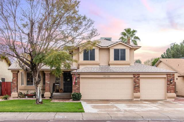 4215 W Chama Drive, Glendale, AZ 85310 (MLS #6037008) :: Conway Real Estate