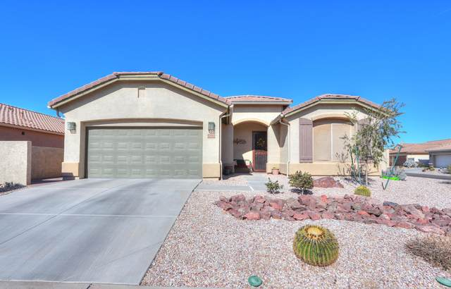 5270 N Willcox Drive, Eloy, AZ 85131 (MLS #6037044) :: Yost Realty Group at RE/MAX Casa Grande