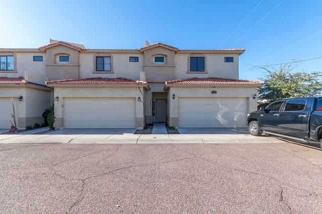 1505 E Sahuaro Drive #1, Phoenix, AZ 85020 (MLS #6037062) :: Brett Tanner Home Selling Team
