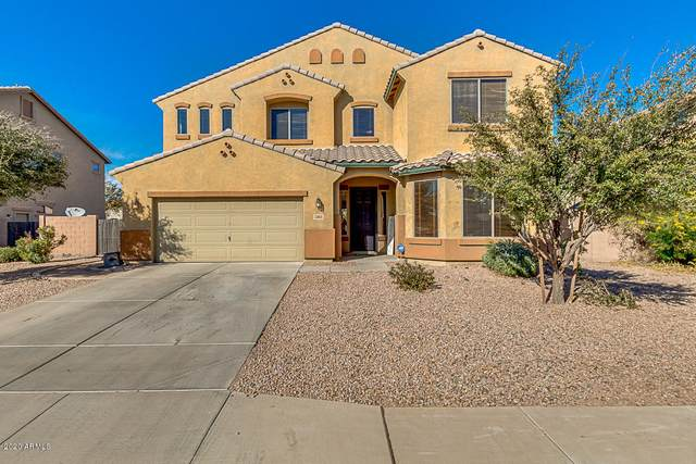 38088 W Montserrat Street, Maricopa, AZ 85138 (MLS #6037070) :: Brett Tanner Home Selling Team
