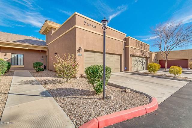 295 N Rural Road #118, Chandler, AZ 85226 (MLS #6037085) :: Conway Real Estate