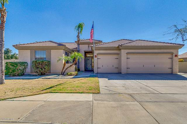 10345 E Pantera Avenue, Mesa, AZ 85212 (MLS #6037099) :: Conway Real Estate