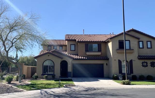 2912 S Nielson Street, Gilbert, AZ 85295 (MLS #6037102) :: The Property Partners at eXp Realty