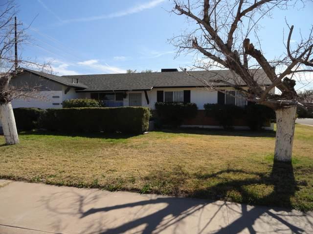 7925 E Monte Vista Road, Scottsdale, AZ 85257 (MLS #6037107) :: Riddle Realty Group - Keller Williams Arizona Realty