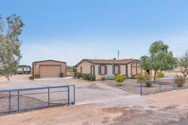 12813 S Hermit Road, Buckeye, AZ 85326 (MLS #6037124) :: The Kenny Klaus Team