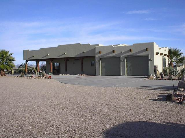 21800 W Gibson Way, Wickenburg, AZ 85390 (MLS #6037126) :: Revelation Real Estate