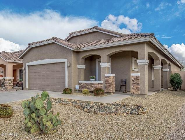 36001 N Mirandesa Drive, San Tan Valley, AZ 85143 (MLS #6037129) :: Conway Real Estate