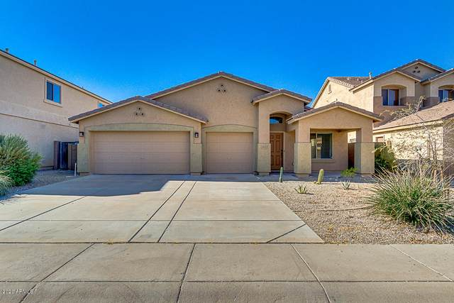 29757 W Indianola Avenue W, Buckeye, AZ 85396 (MLS #6037150) :: Riddle Realty Group - Keller Williams Arizona Realty