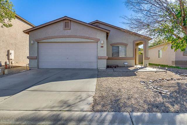 1981 E Saddle Drive, San Tan Valley, AZ 85143 (MLS #6037152) :: Kortright Group - West USA Realty