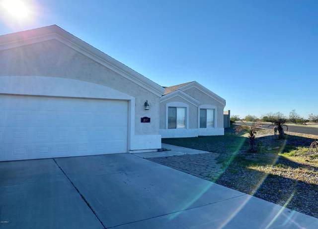 899 W Liberty Street, Florence, AZ 85132 (MLS #6037162) :: Kortright Group - West USA Realty