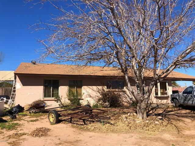 220 E Bealey Avenue, Coolidge, AZ 85128 (MLS #6037169) :: Arizona Home Group