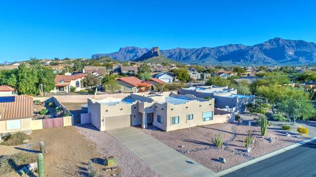 9478 E Del Monte Avenue, Gold Canyon, AZ 85118 (MLS #6037173) :: Dave Fernandez Team | HomeSmart