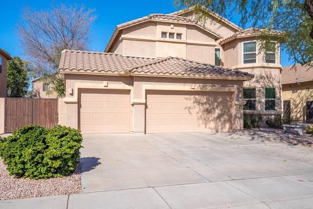 6810 W Lariat Lane, Peoria, AZ 85383 (MLS #6037187) :: Conway Real Estate