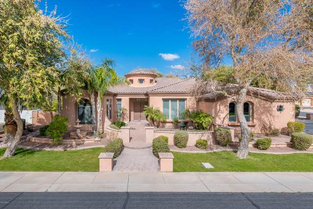 1972 E Gemini Place, Chandler, AZ 85249 (MLS #6037200) :: The Kenny Klaus Team