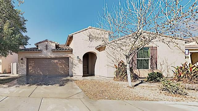 4136 S Butte Lane, Gilbert, AZ 85297 (MLS #6037202) :: Brett Tanner Home Selling Team