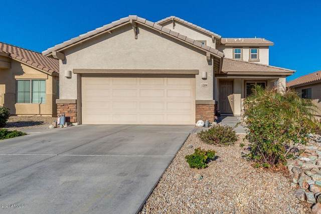 1204 W Mesquite Tree Lane, San Tan Valley, AZ 85143 (MLS #6037215) :: Dave Fernandez Team | HomeSmart