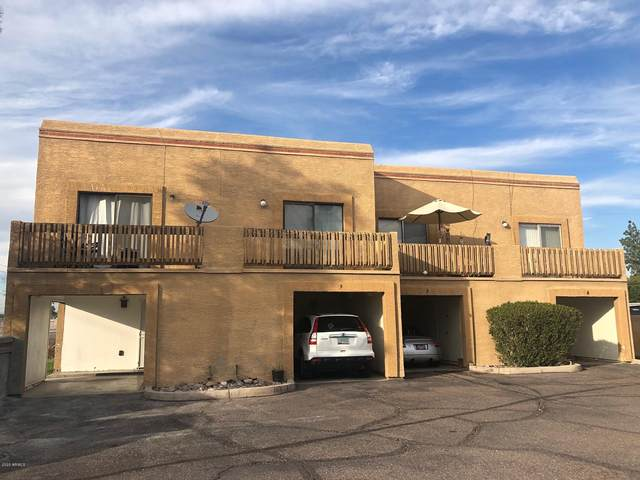 12245 N 21ST Avenue #2, Phoenix, AZ 85029 (MLS #6037219) :: Devor Real Estate Associates