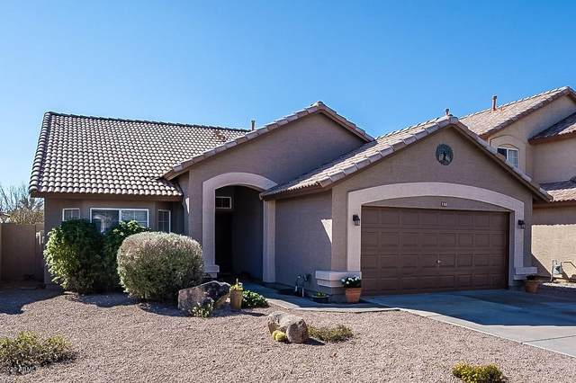 753 E Windsor Drive, Gilbert, AZ 85296 (MLS #6037222) :: The Property Partners at eXp Realty