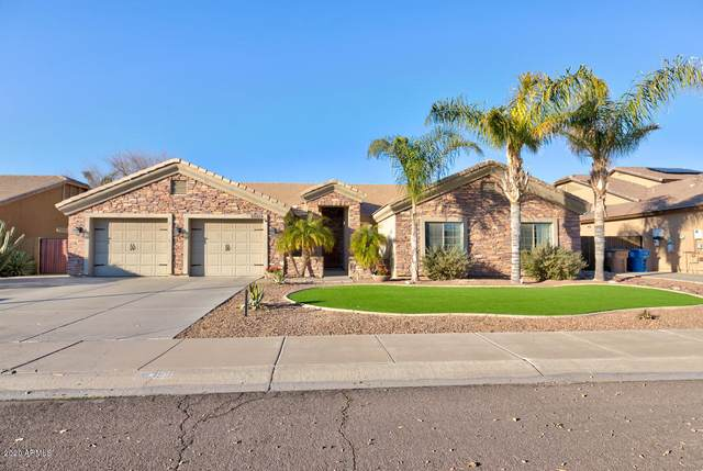 20358 E Colt Drive, Queen Creek, AZ 85142 (MLS #6037224) :: Lucido Agency