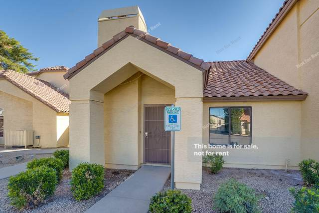 455 S Mesa Drive #171, Mesa, AZ 85210 (MLS #6037233) :: Conway Real Estate