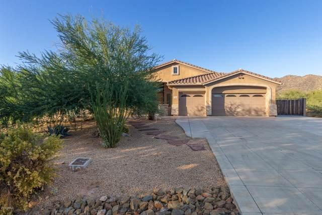 3718 E El Sendero Road, Cave Creek, AZ 85331 (MLS #6037241) :: Revelation Real Estate