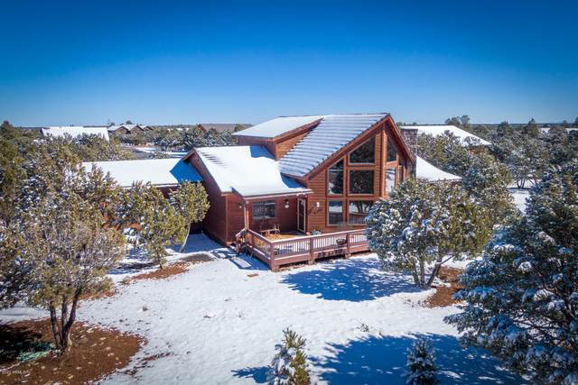 2352 Hellcat Circle, Overgaard, AZ 85933 (MLS #6037244) :: Openshaw Real Estate Group in partnership with The Jesse Herfel Real Estate Group