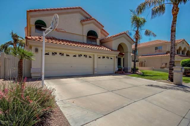 19619 N 69TH Avenue, Glendale, AZ 85308 (MLS #6037262) :: RE/MAX Desert Showcase