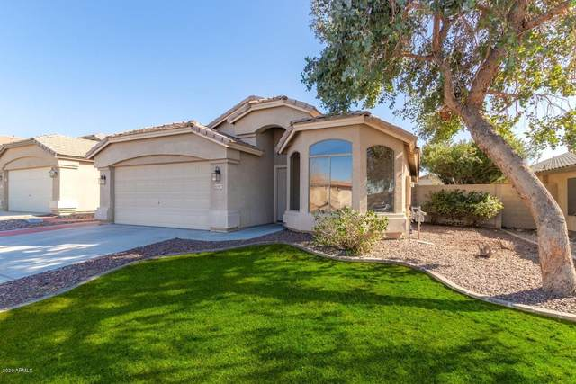 42487 W Hall Drive, Maricopa, AZ 85138 (MLS #6037294) :: The Daniel Montez Real Estate Group