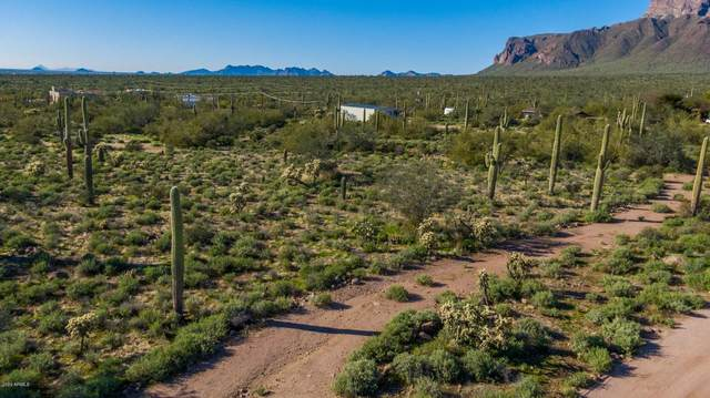 0 E Open Sky Drive, Gold Canyon, AZ 85118 (MLS #6037300) :: Arizona 1 Real Estate Team