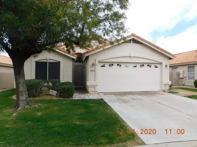 8960 E Gail Road, Scottsdale, AZ 85260 (MLS #6037304) :: Revelation Real Estate