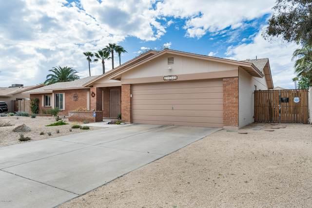 14426 N 52ND Street, Scottsdale, AZ 85254 (MLS #6037311) :: Selling AZ Homes Team