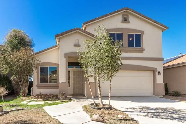 1308 S Navajo Lane, Coolidge, AZ 85128 (MLS #6037316) :: Arizona Home Group