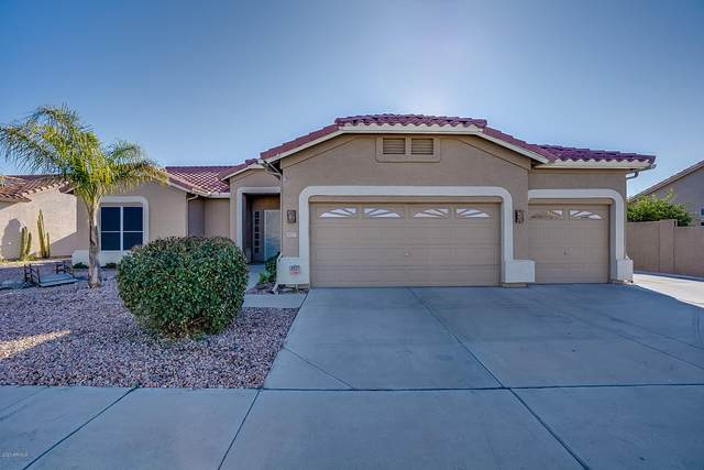 18077 N Coyote Lakes Parkway, Surprise, AZ 85378 (MLS #6037319) :: Revelation Real Estate