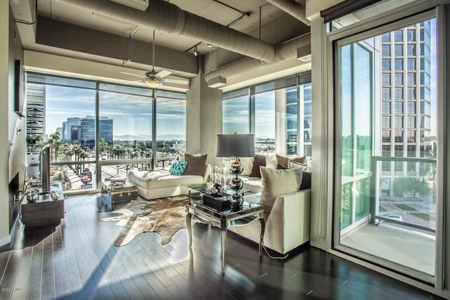 1 E Lexington Avenue #410, Phoenix, AZ 85012 (MLS #6037329) :: neXGen Real Estate