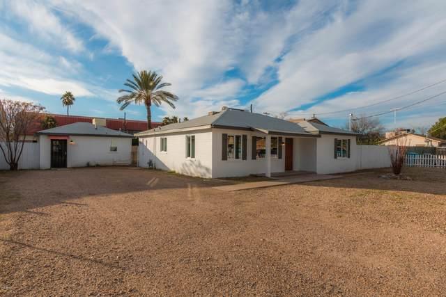 4210 N 18TH Drive, Phoenix, AZ 85015 (MLS #6037338) :: The Daniel Montez Real Estate Group