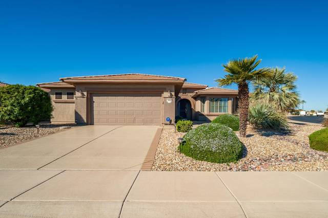 19450 N Ponderosa Court, Surprise, AZ 85387 (MLS #6037357) :: Conway Real Estate
