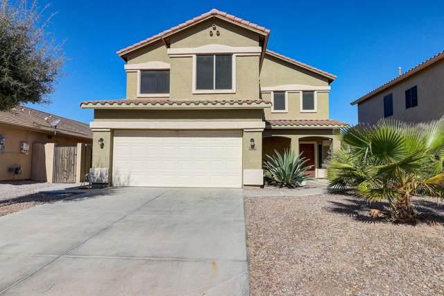 45212 W Paraiso Lane, Maricopa, AZ 85139 (MLS #6037366) :: Revelation Real Estate
