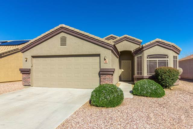 356 W Phantom Drive, Casa Grande, AZ 85122 (MLS #6037369) :: The W Group