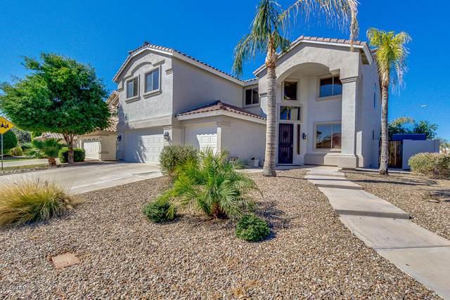 2604 S Keene, Mesa, AZ 85209 (MLS #6037380) :: Brett Tanner Home Selling Team