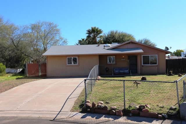 7945 E Golf Avenue, Mesa, AZ 85209 (MLS #6037383) :: Homehelper Consultants