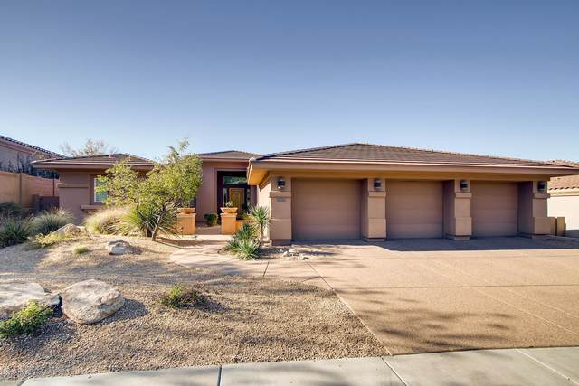11135 E Greenway Road, Scottsdale, AZ 85255 (MLS #6037387) :: Conway Real Estate