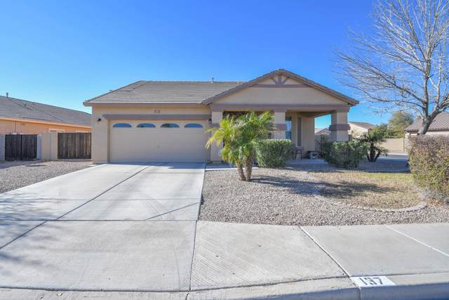 137 E Tahiti Drive, Casa Grande, AZ 85122 (MLS #6037396) :: Yost Realty Group at RE/MAX Casa Grande