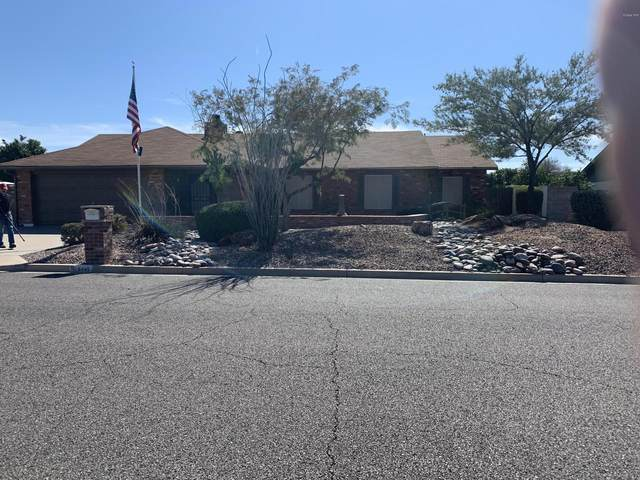 6445 E Jensen Street, Mesa, AZ 85205 (MLS #6037399) :: Revelation Real Estate